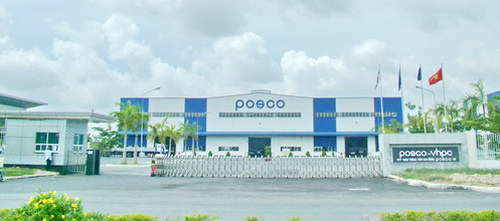 Posco Steel Factory Project – 110kV Cable